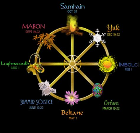 wiccan holidays facebook comments and graphics wiccan