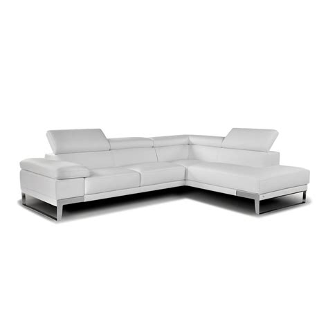 nicoletti sofa nicoletti modern leather sectional collectic home