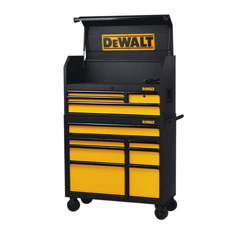 11 Drawer Tool Chest by Dewalt Dwmt78074 40 Quot 11 Drawer Rolling Tool Chest Cabinet