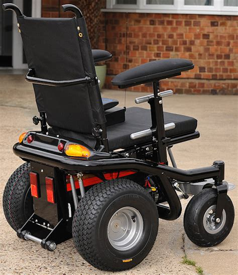 Motorized Chair by Wheelchair Assistance Yahzzoo Electric Wheel Chairs