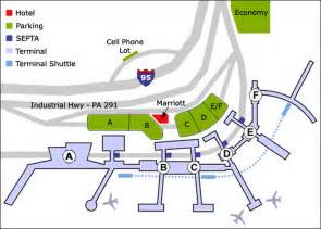 airport parking map philadelphia airport parking map jpg