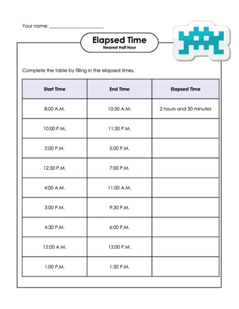 Elapsed Time Worksheets by Elapsed Time Word Problems 18 Images Calculating