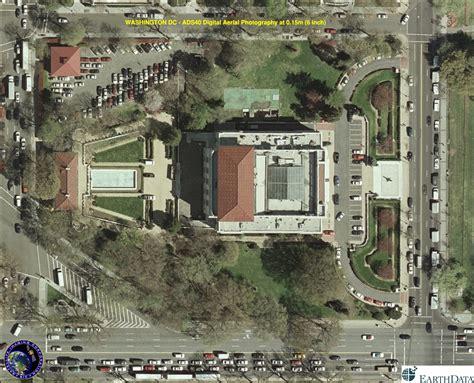 washington dc map satellite aerial photography of washington d c satellite imaging