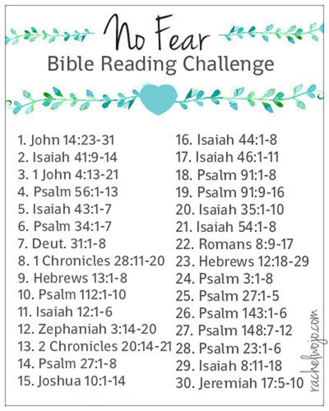 Galerry printable bible reading plan for beginners pdf