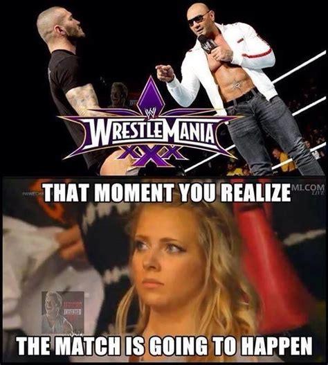 Wwe Wrestling Memes - wwe meme wrestling pinterest wwe and memes