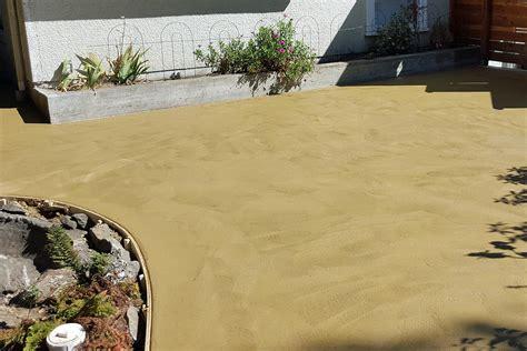 hand troweled concrete victoria concrete surfaces