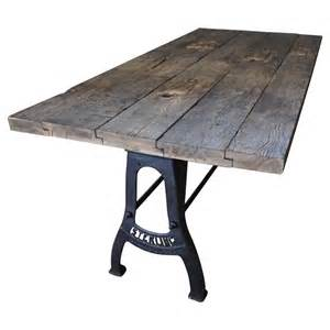 Steel Dining Tables Industrial Brushed Metal Dining Table Early 20th Century At 1stdibs