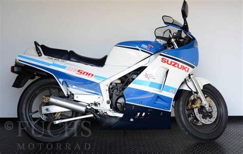 Motorrad Fuchs Suzuki by Fuchs Motorrad Bikes Suzuki Rg 500
