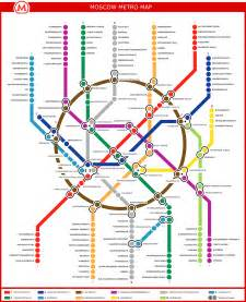 Metro Map Moscow English by Moscow Metro Map Architecture Circle