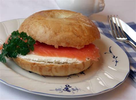 New York Küche by Bagel With Lox Bagel Mit R 195 164 Ucherlachs Usa Kulinarisch