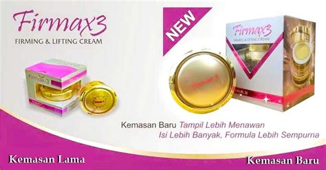 Dtozym Malaysia firmax3 indonesia krim ajaib solusi kecantikan