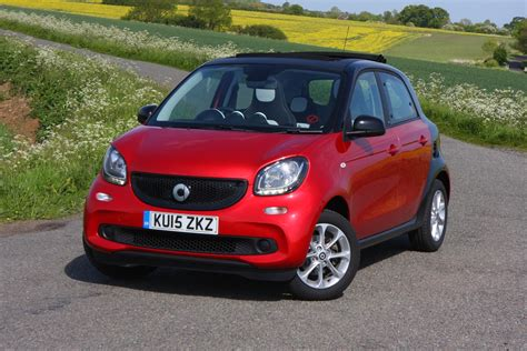 how much a smart car cost smart forfour hatchback review 2015 parkers