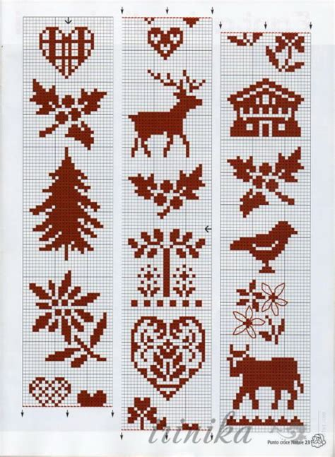 guid pattern xsd 17 best images about christmas knitting motifs on