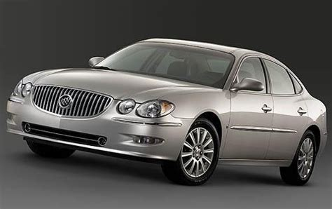 2009 buick lacrosse ground clearance specs view manufacturer details