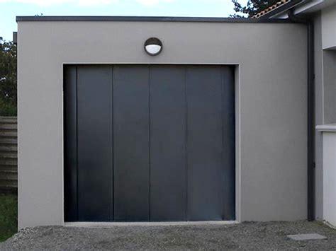 porte de garage sectionnelle lat 233 rale motorisation somfy