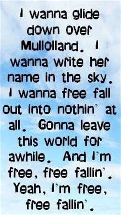 download mp3 free fallin tom petty 1000 images about favorite lyrics