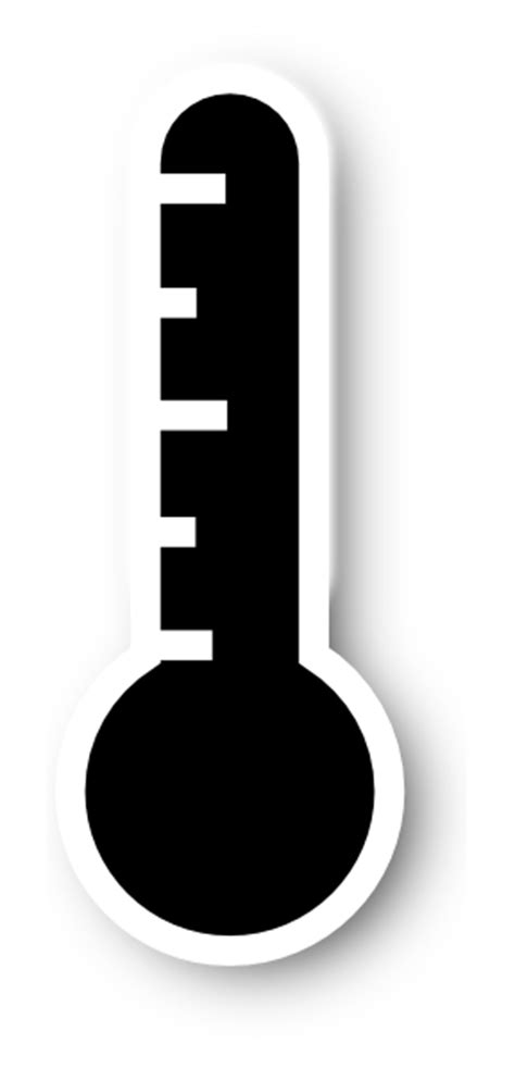 thermometer clip art black and white thermometer black and white clipart panda free clipart