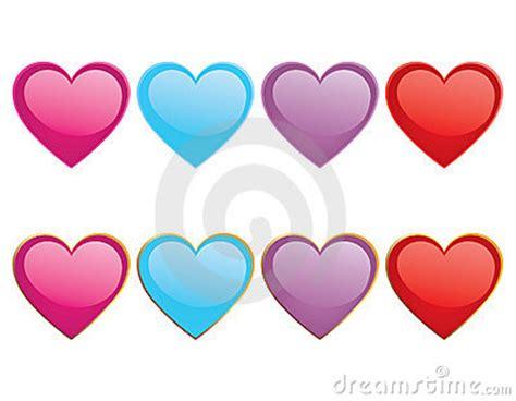 imagenes de corazones grandes y brillantes corazones brillantes imagen de archivo imagen 8870651