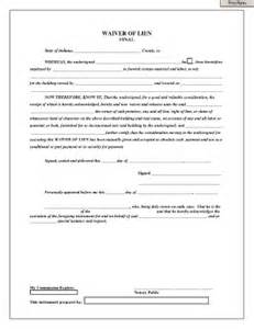 partial lien waiver template florida conditional partial release and waiver of lien