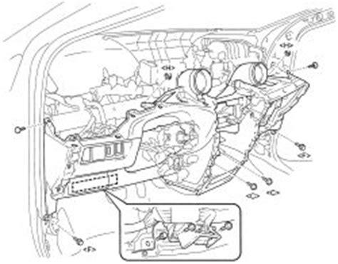 small engine repair training 2005 scion xb instrument cluster repair guides heater core removal installation autozone com
