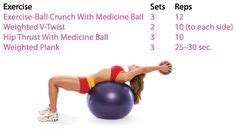Mid Section Workouts by 1000 Images About Mid Section Workouts On