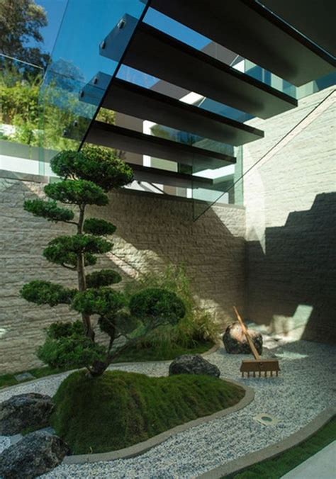 Zen Stairs Design How To Design The Japanese Garden