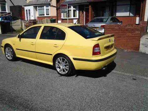 skoda octavia vrs car for sale