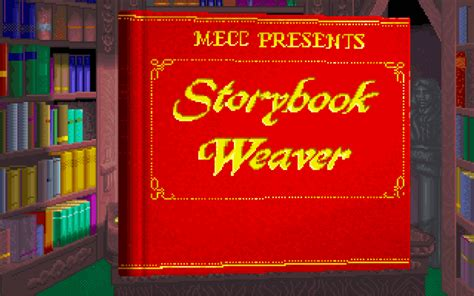 story book pictures storybook weaver my abandonware