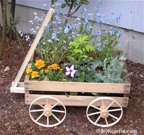 wooden wagon planter pdf diy wooden wagon projects pendulum cradle plans free diywoodplans