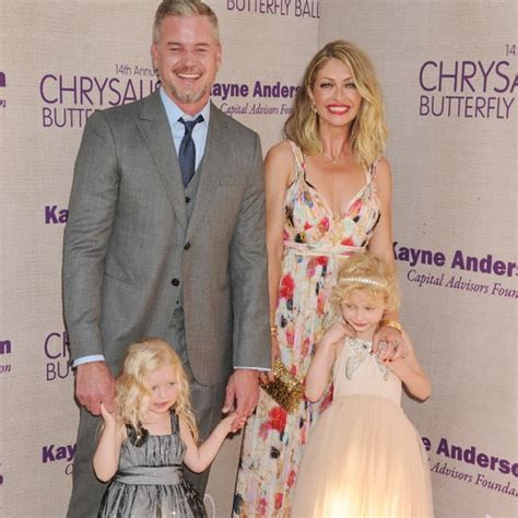 Eric Dane and Rebecca Gayheart Family Photos on Instagram