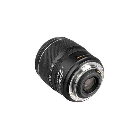 Ef S 15 85mm F 3 5 5 6 Is Usm canon ef s 15 85mm f 3 5 5 6 is usm standard zoom lens