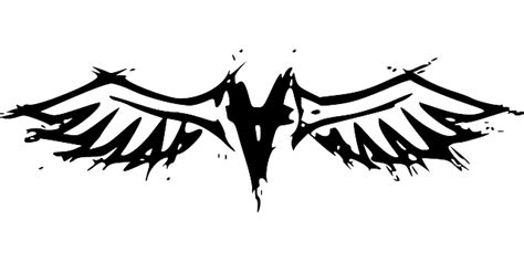 T Shirt Batman 5 Hitam free vector graphic grunge free