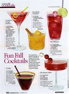 cocktail recipes fun fall cocktails thanks to the pilgrims pinterest