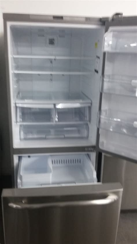 Apartment Size Dishwasher Drawers Kenmore Elite 30 Quot Stainless Bottom Mount Refrigerator Out
