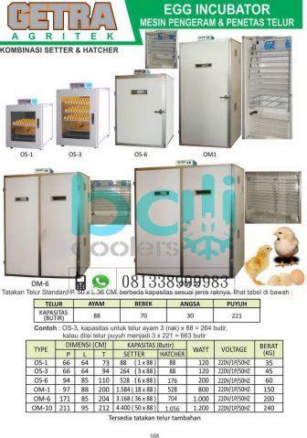 Egg Incubator Mesin Penetas Telur getra agritek mesin pertanian bali coolers gea getra rsa sanden intercooler stainless