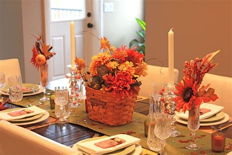 Thanksgiving Dinner Table Decorations Amazing Ideas For A Thanksgiving Table Setting Sortrachen