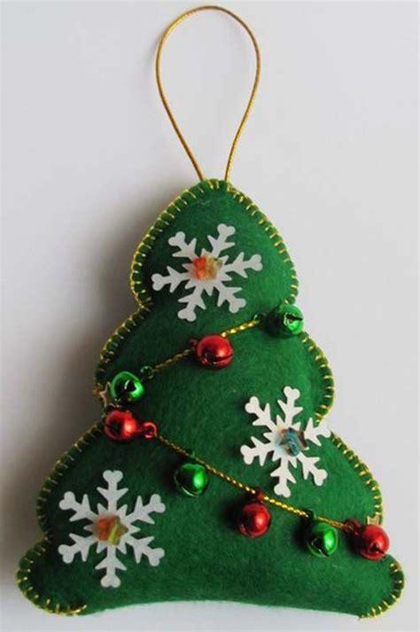 moldes de adornos fieltro para arbol las 25 mejores ideas sobre navidad de fieltro en pinterest