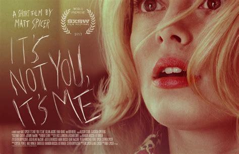 Film It S Me   it s not you it s me extra large movie poster image