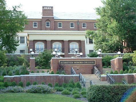 penn state university college file penn state schreyer honors college building jpg