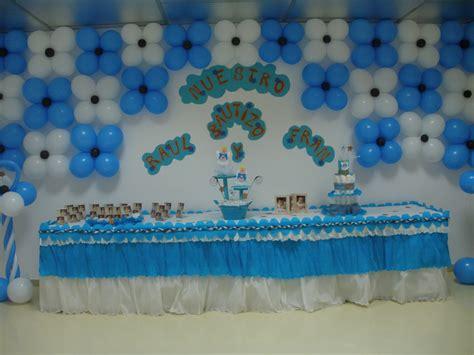 decoracion con collage para bautizo fiesta time decoraciones myblog s blog