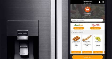 samsung u flex manual samsung s family hub smart fridge has a big touchscreen digital trends