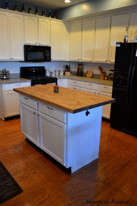 kitchen counter islands the kitchen island saga