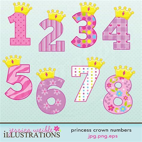 cute printable number cards free cute number clipart 74