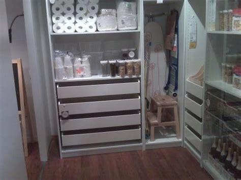 ikea pantry organize
