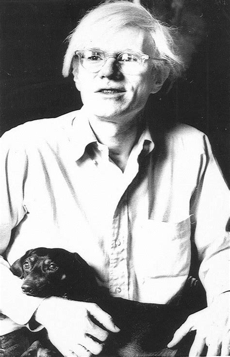 andy warhol biography in spanish famous artists pets bluethumb online art gallery blog