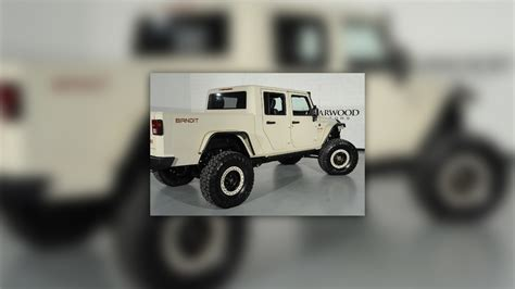 700 hp jeep wrangler 700 horsepower jeep wrangler bandit