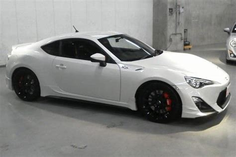 nissan frs custom trd tuned toyota gt 86 to debut at goodwood 187 autoguide