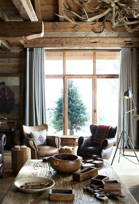 chalet style magnificent chalet faithful to the traditional savoyard style decoholic