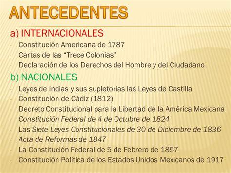 antecedentes del articulo5 constitucion pol 205 tica de los estados unidos mexicanos