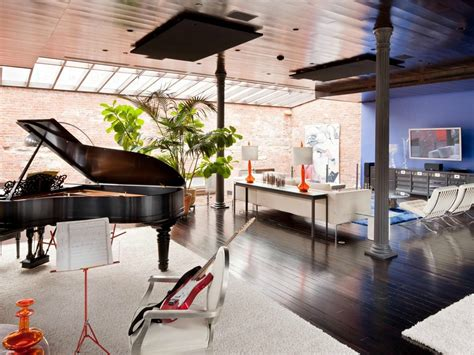 music room in house loft mansion music room living room interior design ideas